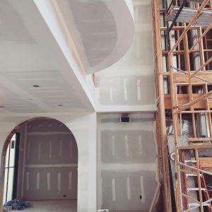 drywall installation 2